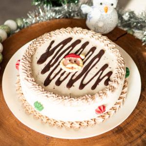 SUBZEROS IJstaart Kerst Chocolade Tiramisu