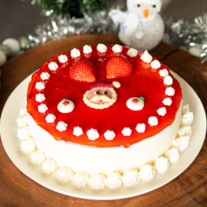 SUBZERO'S IJstaart Strawberry cheesecake